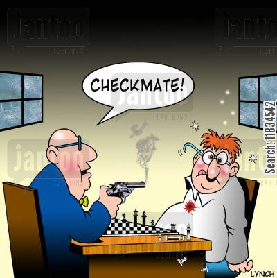 'Checkmate!'