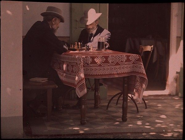 Autochrome Photos of New York in the early 20th Century (15)